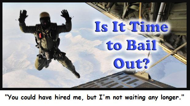 """How to Reduce Applicant """"Bail Outs"""""""